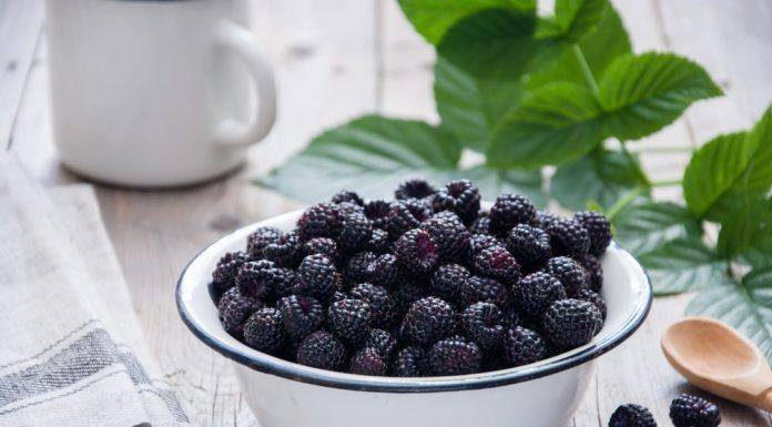 Health Benefits of Black Raspberries