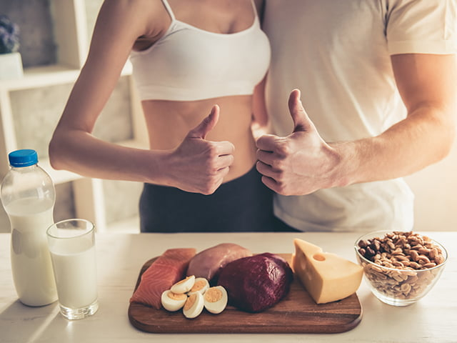 How to Lose Weight on a High Protein Diet