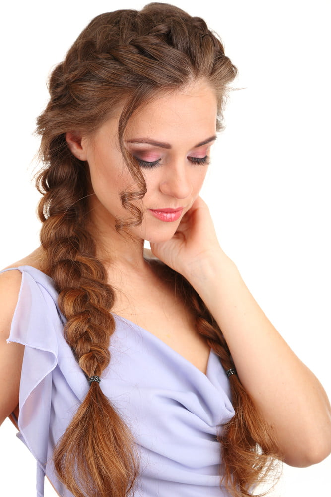 How to braid different types of braids for women
