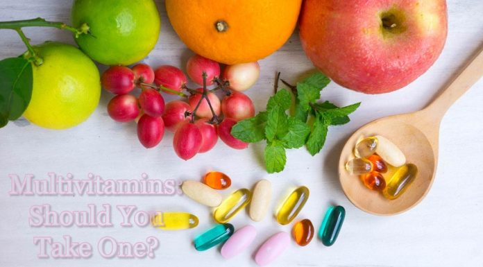 Multivitamins Should You Take One