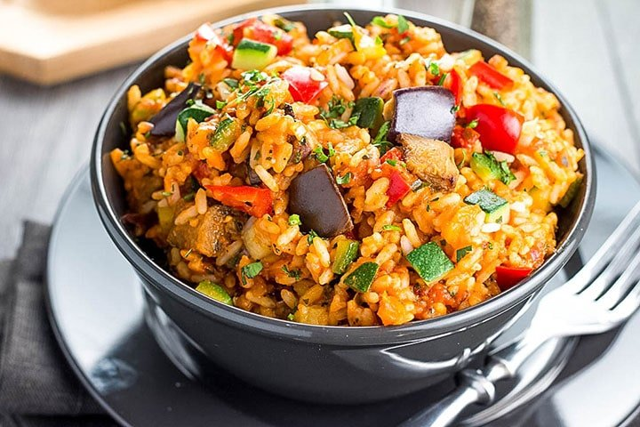 The Health Benefits of Brown Rice