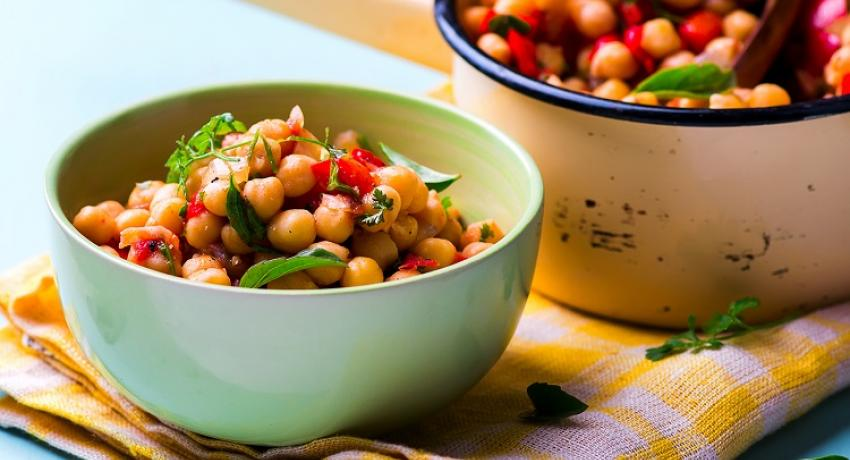 The Health Benefits of Chickpeas