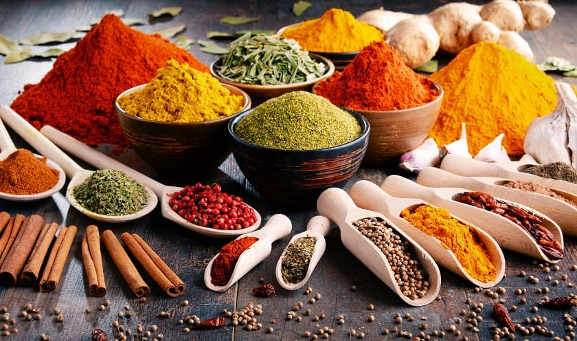 The World's 8 Healthiest Spices