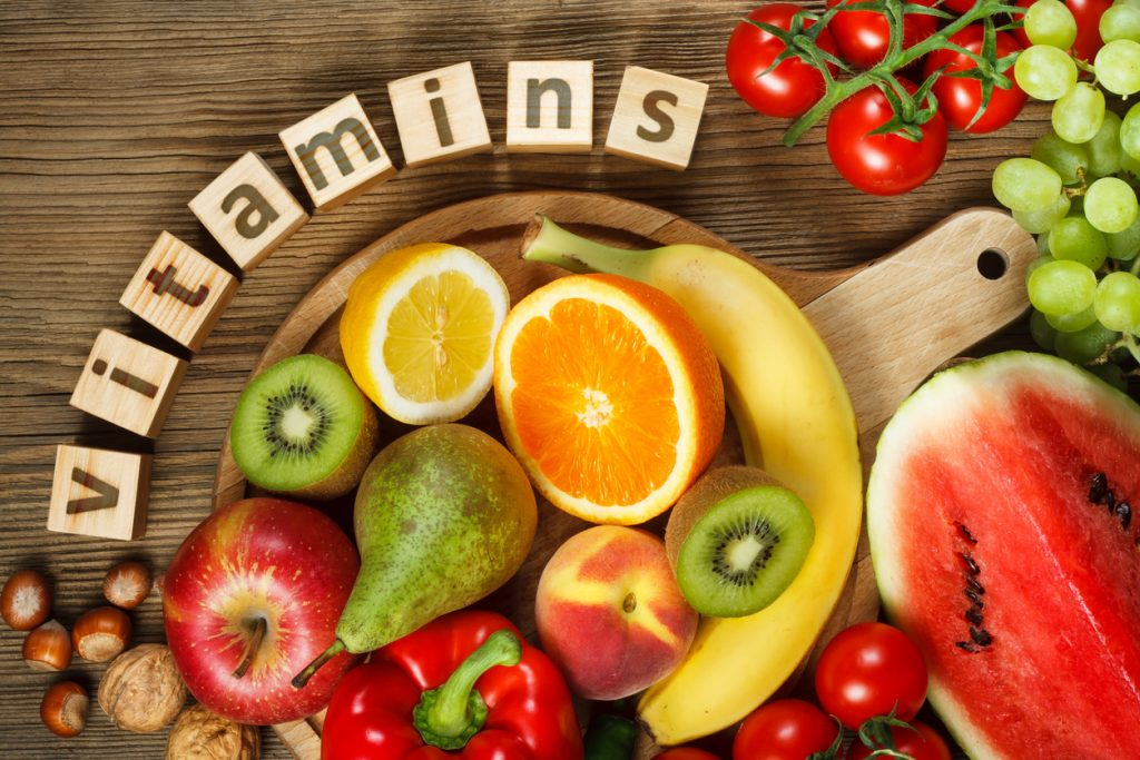 Vitamins and Minerals for Beautiful Skin