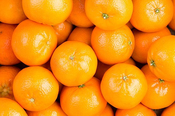 Yellow and Orange Foods