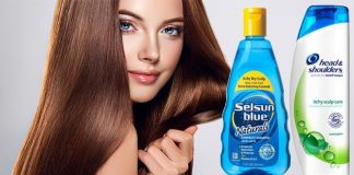 Best Shampoo for Dry Scalp