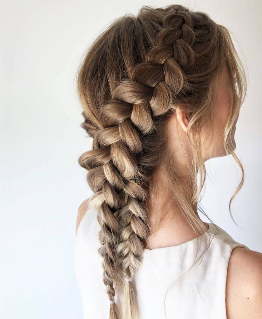 Braid Long Hairstyles