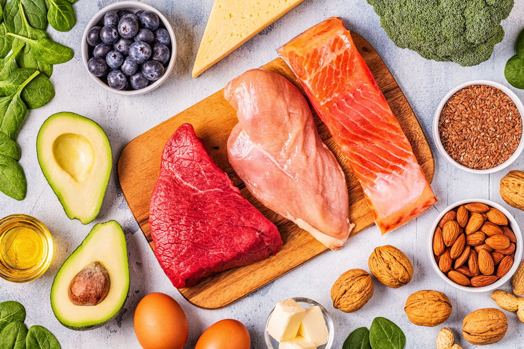 Delicious High Protein Foods to Eat