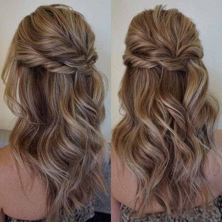 Down Do Wedding Hairstyles