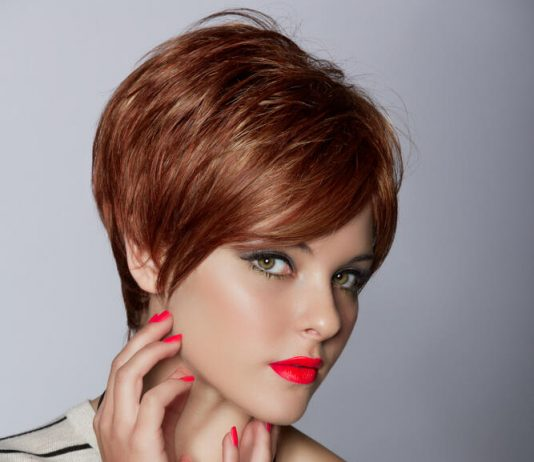 Pixie Short Hairstyle