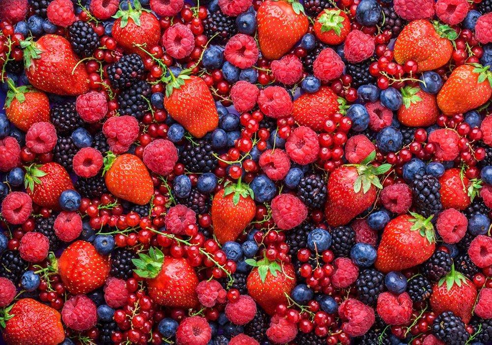 The Health Benefits of Berries