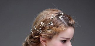 Tiara Alternative Wedding Hairstyles