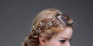 Tiara Alternative Wedding Hairstyles