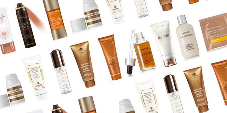 Top Sunless Tanners for Face