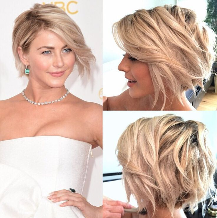 Smoothly Layered Bob Hairstyle