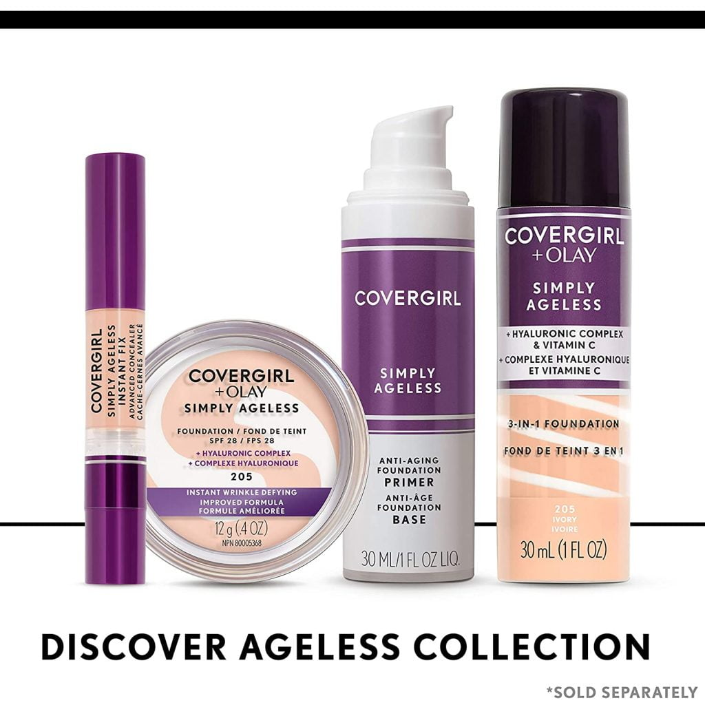 Ageless Makeup Primer