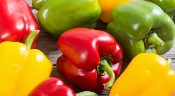 Super Health benefits of Bell Peppers