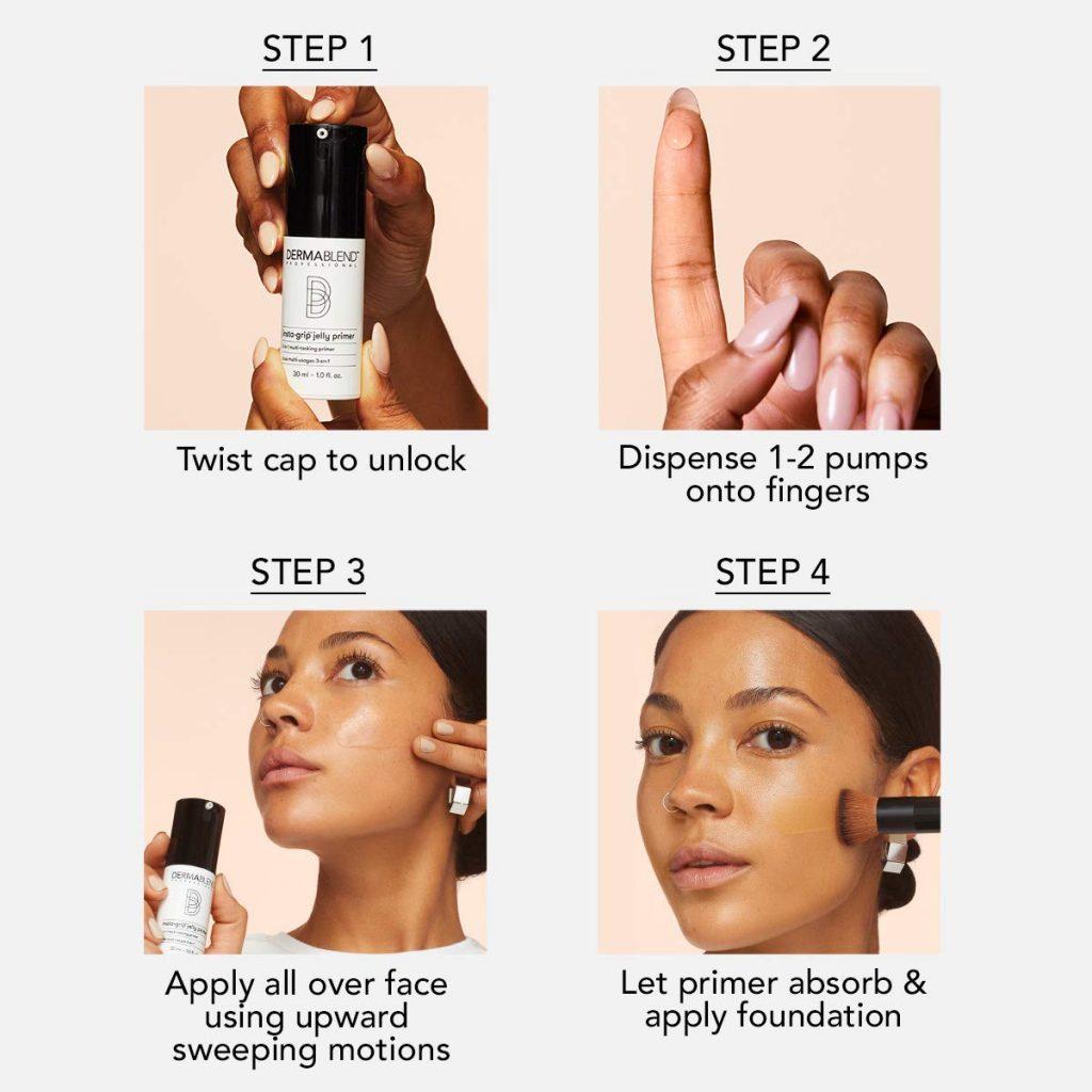 Dermablend Insta-Grip Jelly Primer