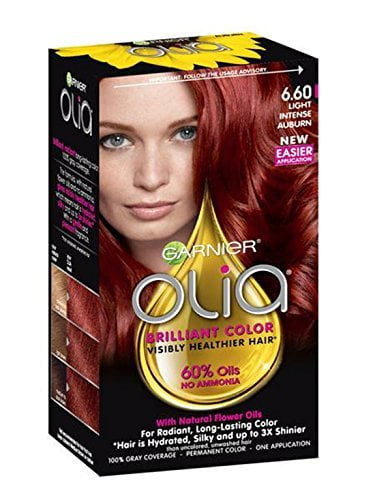 Garnier Olia Bold Ammonia Free Permanent Hair Color