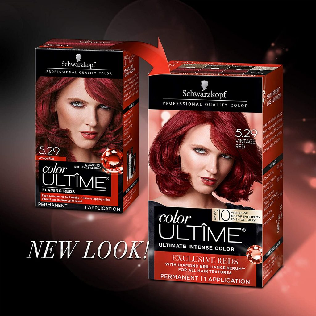 Schwarzkopf Color Ultime Hair Color