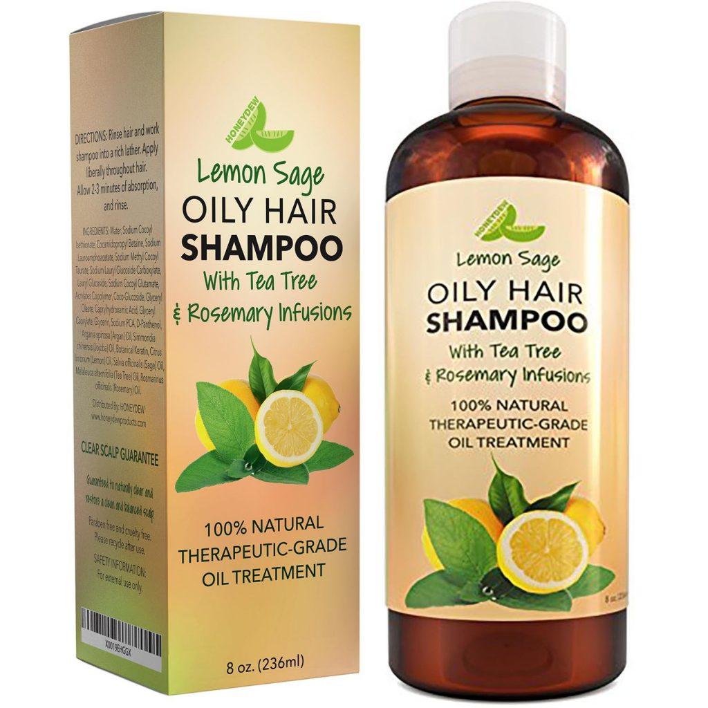 Volumizing Shampoo For Oily Hair