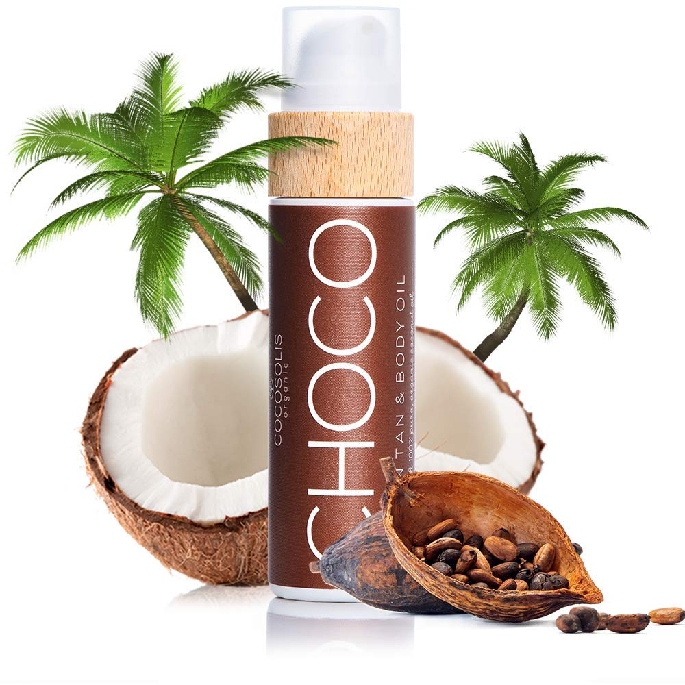 COCOSOLIS Tanning Oil