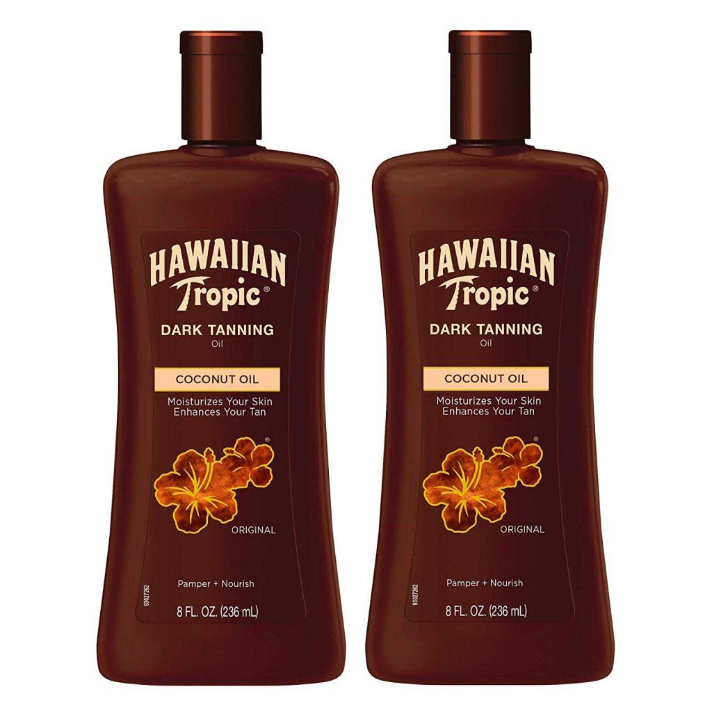Hawaiian-Tropic-Dark-Tanning-Oil