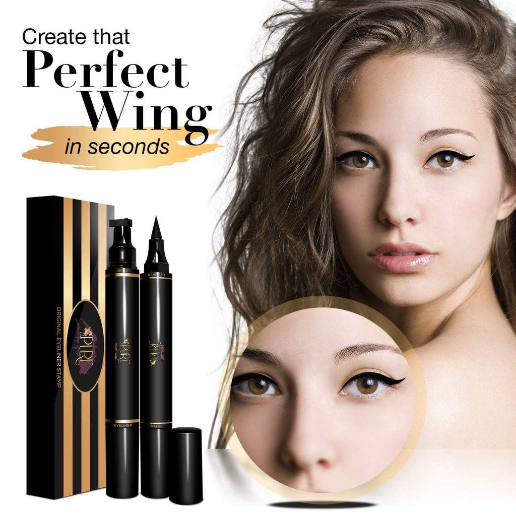 LA PURE Waterproof Eyeliner