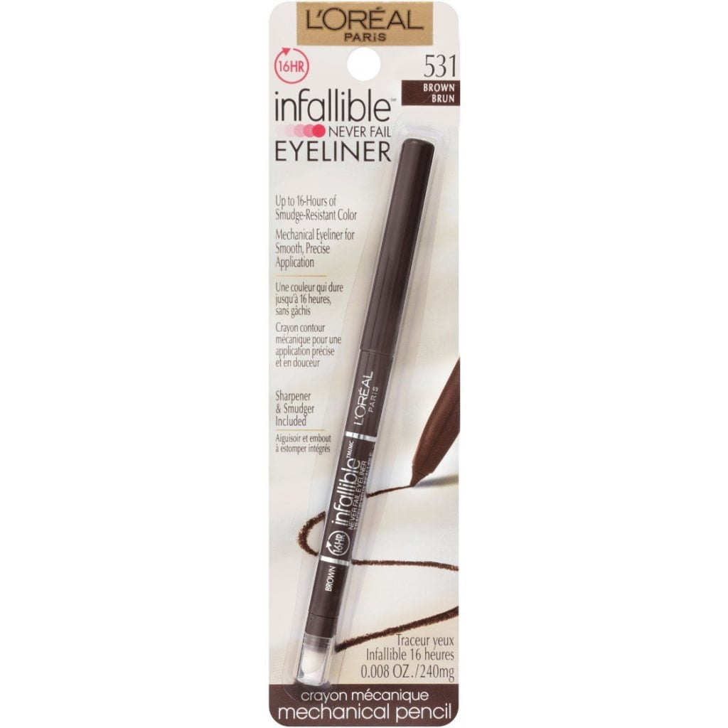 L'Oreal Paris Pencil Eyeliner