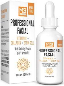 M3 Naturals Professional Facial Wrinkle Fix