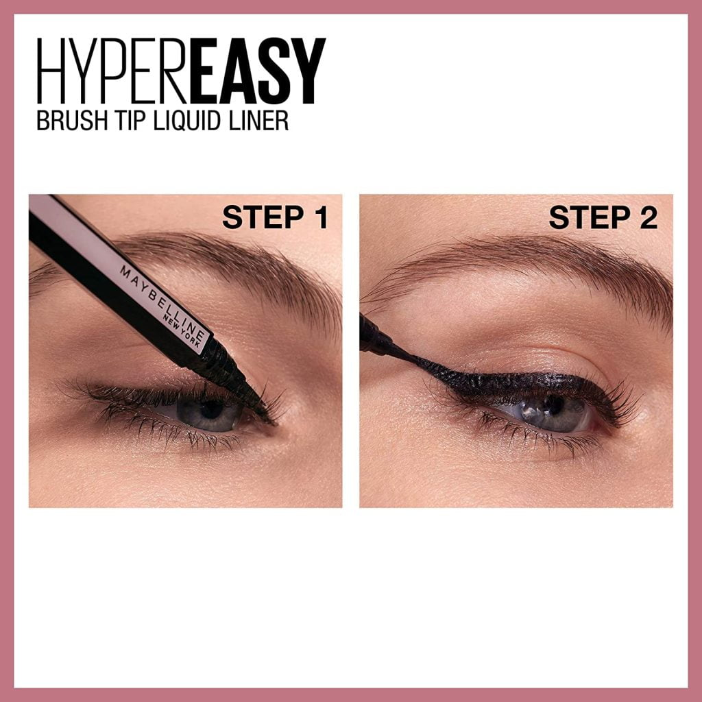 Maybelline Hyper Easy Liquid Pen No-Skip Eyeliner
