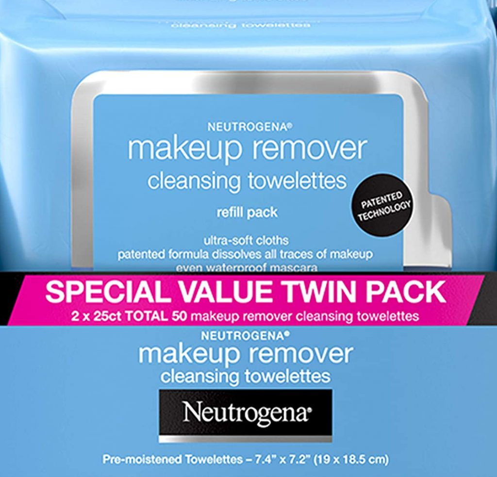 Neutrogena Makeup Remover Face Wipes