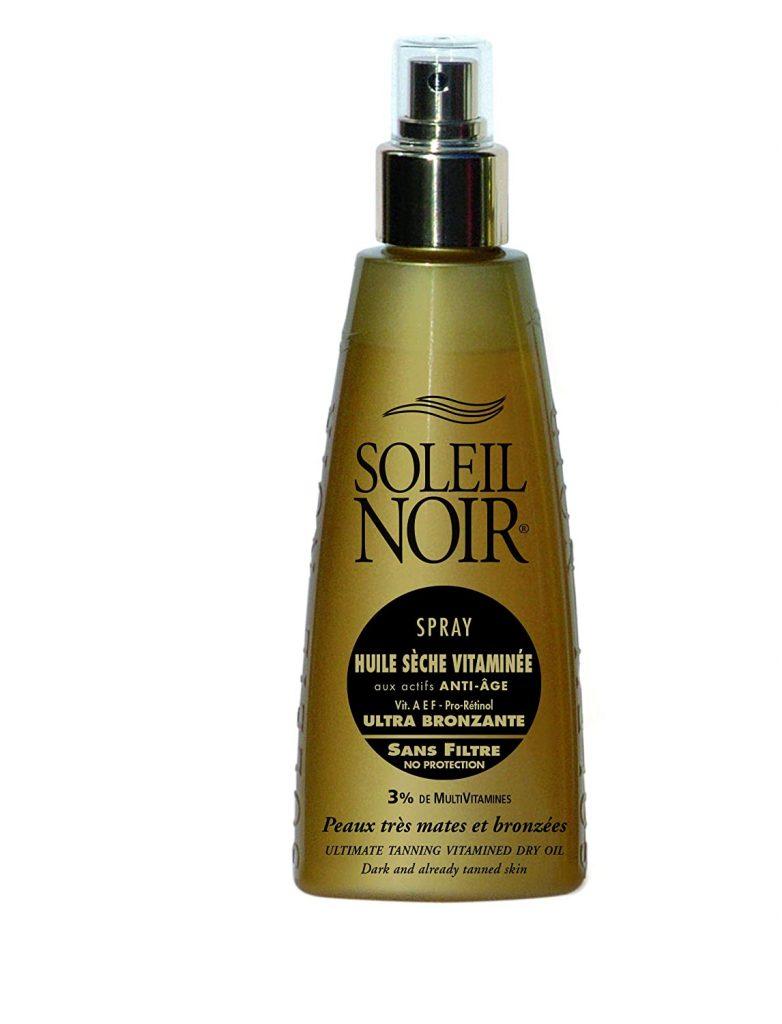 Soleil Noir Ultra Tanning Oil