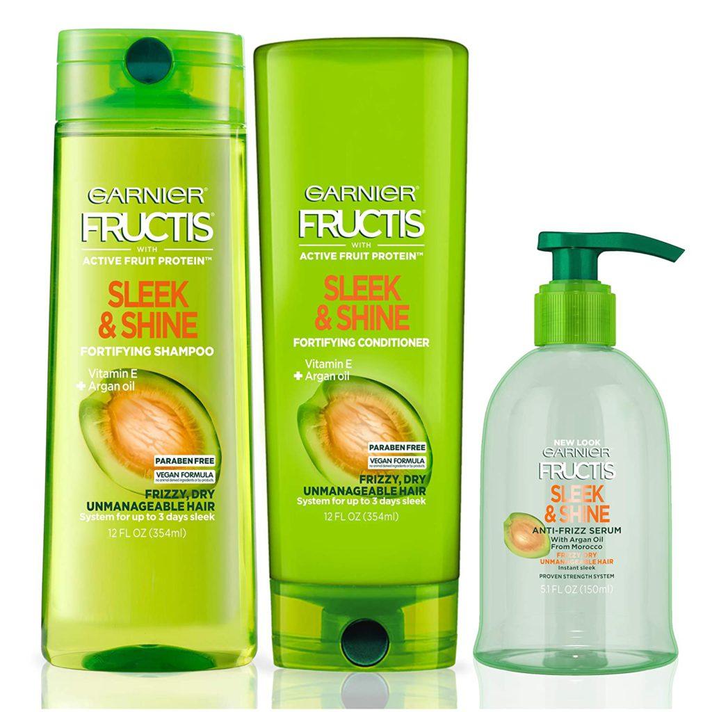 Garnier Fructis Sleek & Shine Anti-Frizz Serum