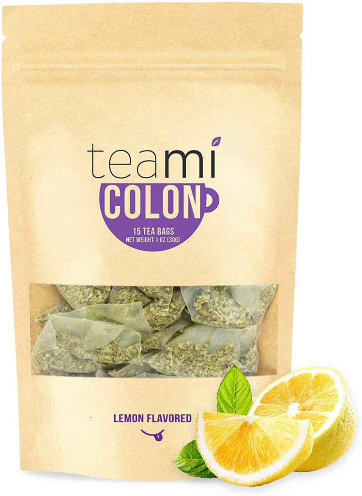 Teami® Colon Cleanse Detox Tea