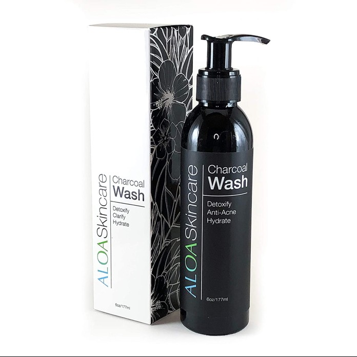 aloa Charcoal face Wash