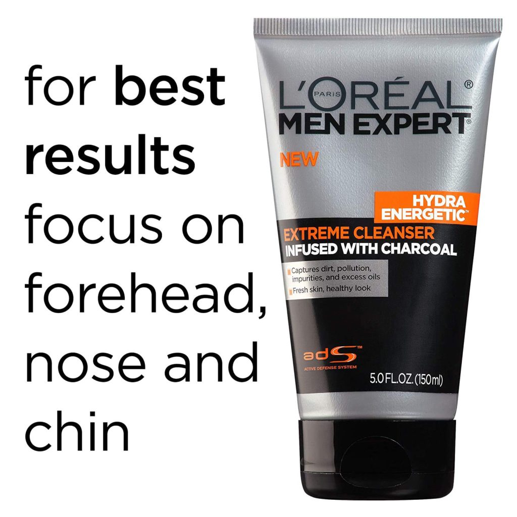 Loreal Charcoal Face Wash