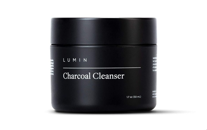 lumin Charcoal face Wash