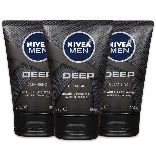 nivea Charcoal face Wash