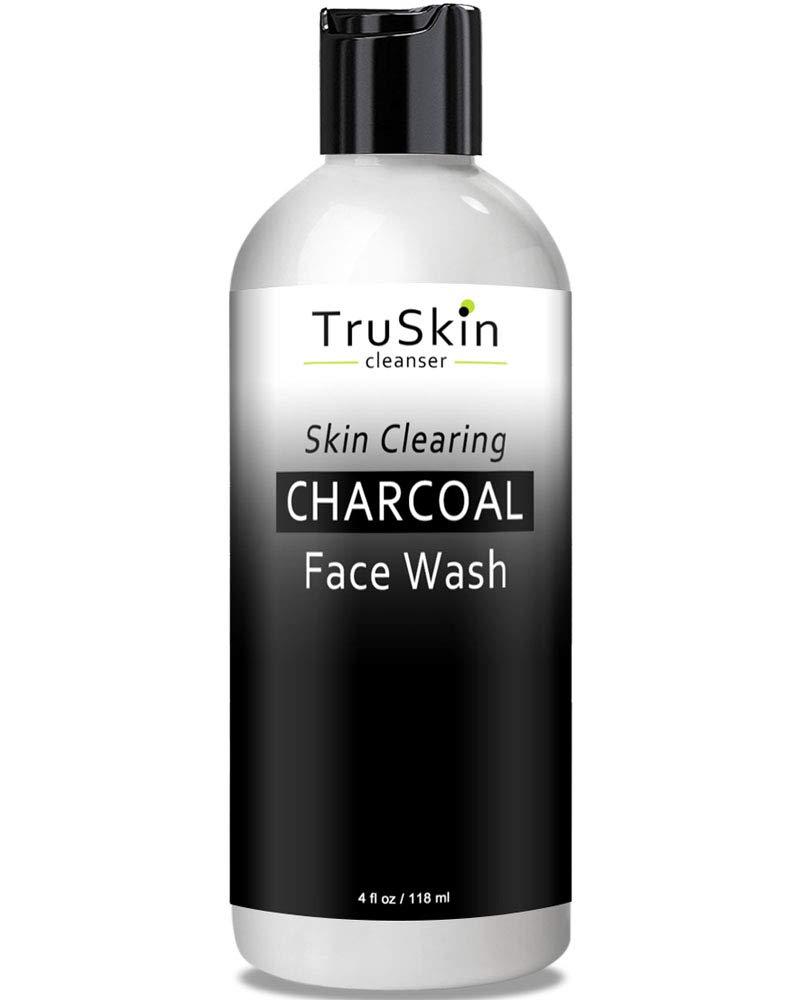 TruSkin Charcoal Face Wash
