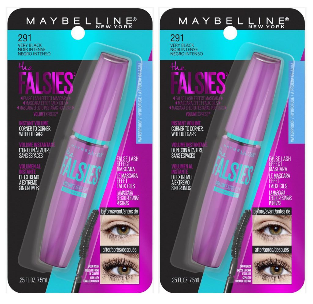 Maybelline Volum' Express Falsies Mascara