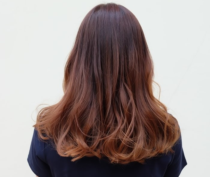 brown ash hair color