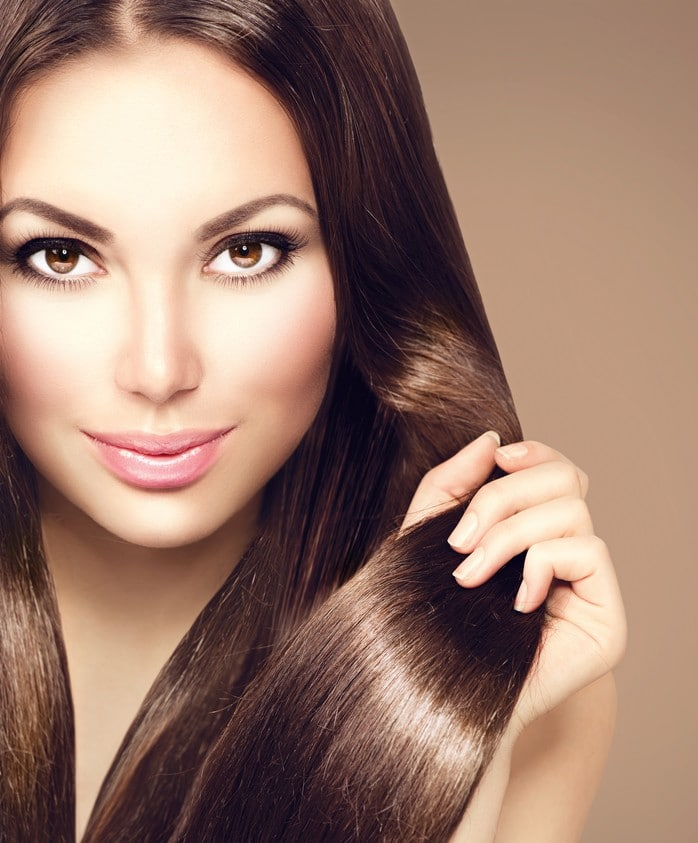 chocolate brown color