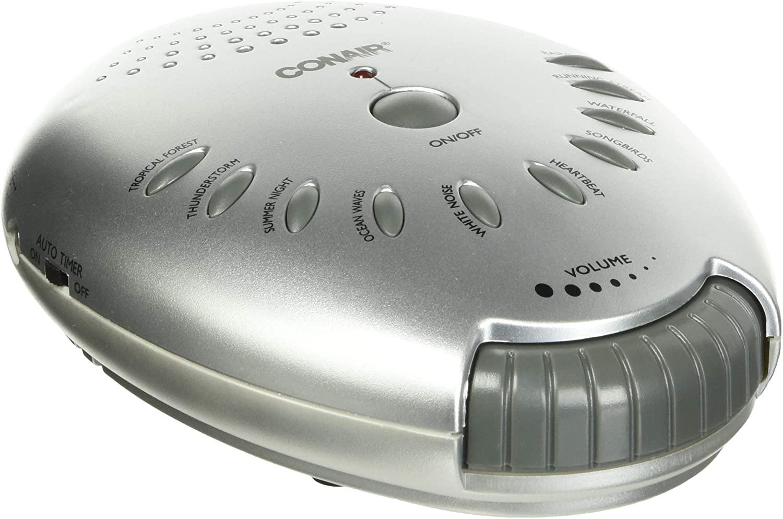 Conair White Sound Machine