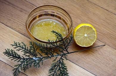 Lavender Lemond Lip Scrub