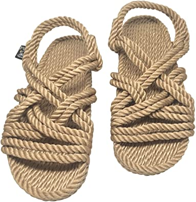 Handmade Adjustable Rope Shoes
