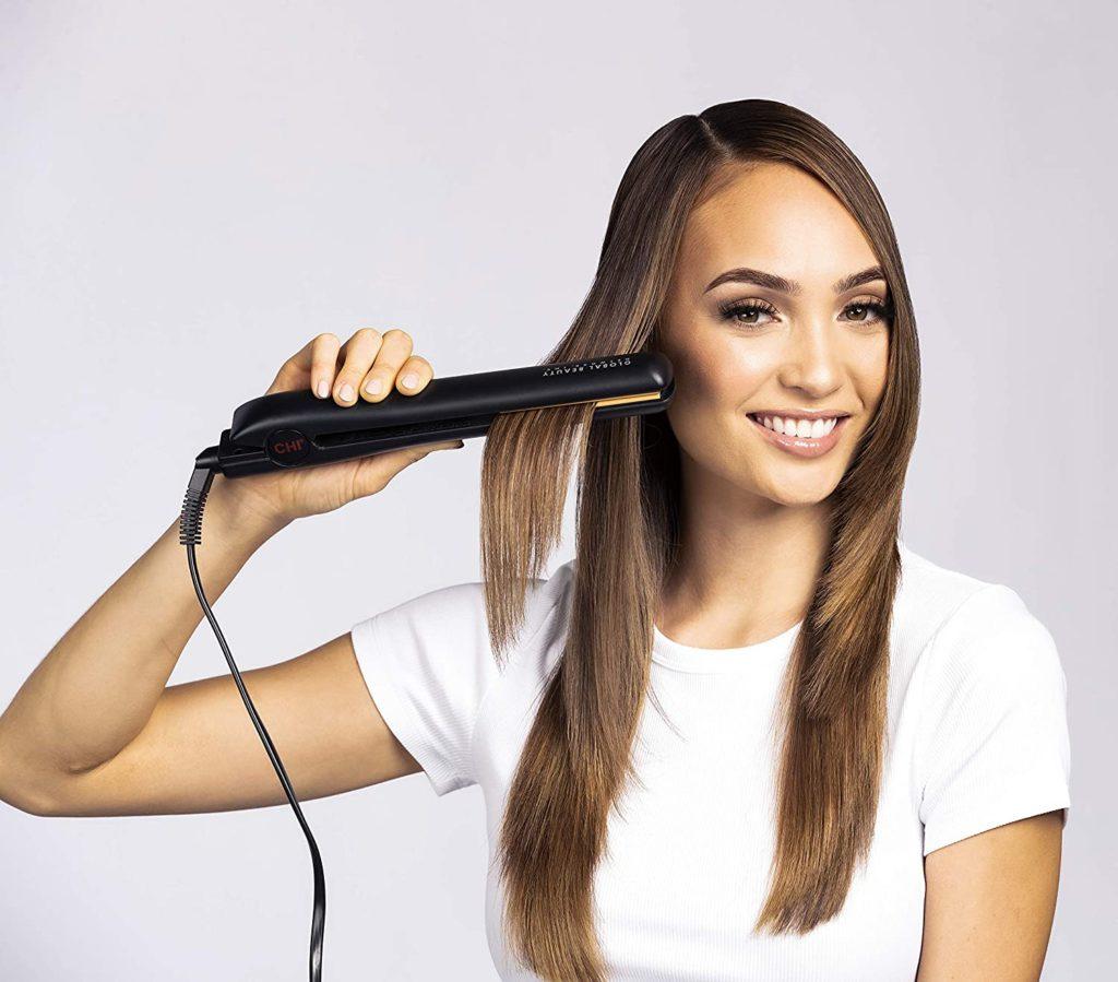 Ceramic Flat Iron Hair Straightener