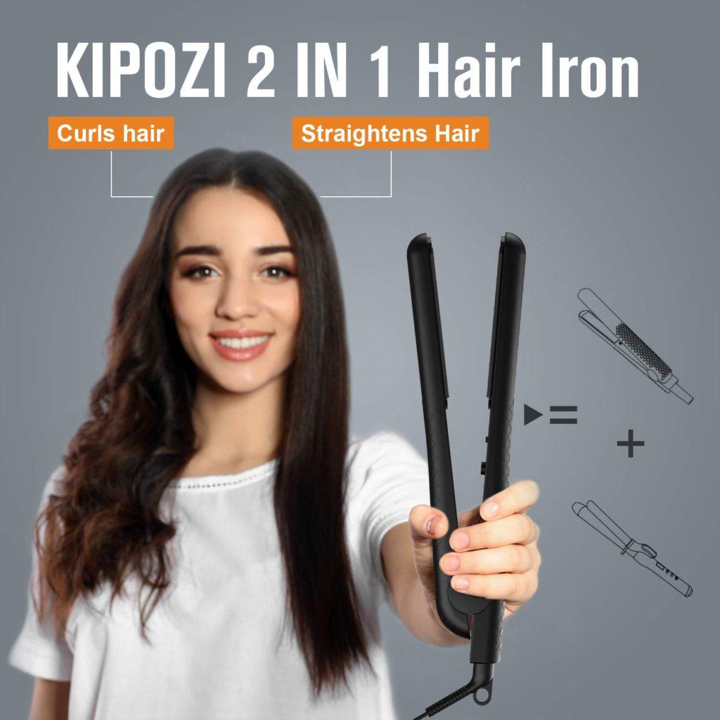 Flat Iron Hair Straightener