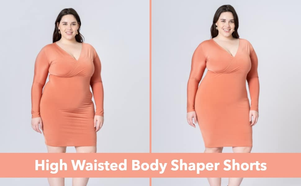 High Waisted Body Shaper
