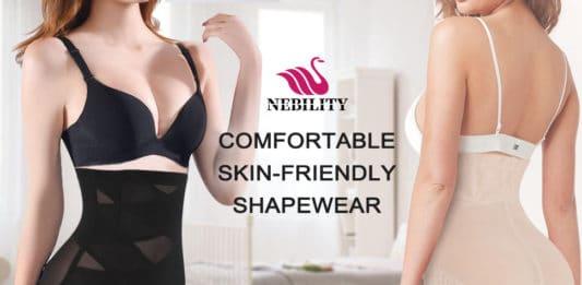 Nebility Women Butt Lifter Shapewear